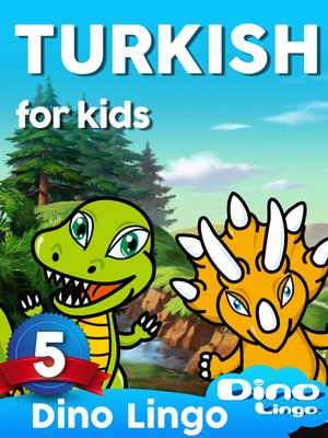 cover image of Turkish for Kids, Lesson 5